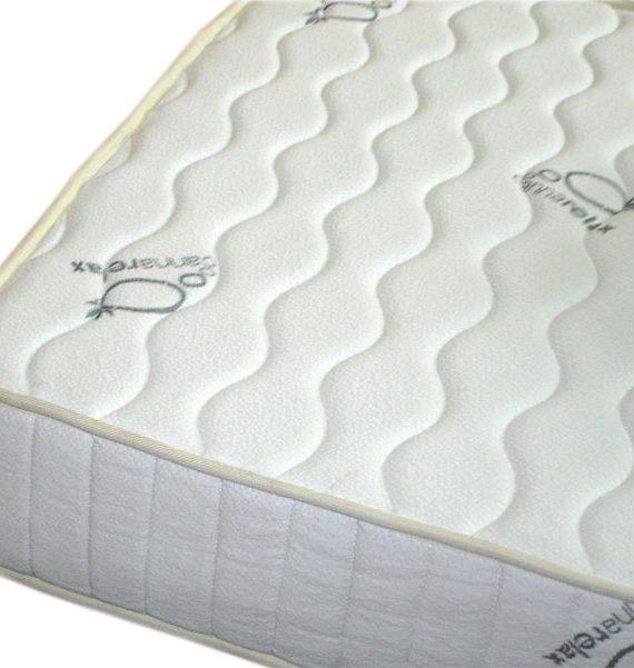 Vicoelastic mattress 24 cm