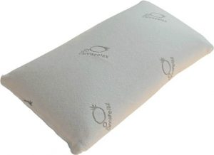 Viscoelastic pillow of industrial hemp Cannarelax