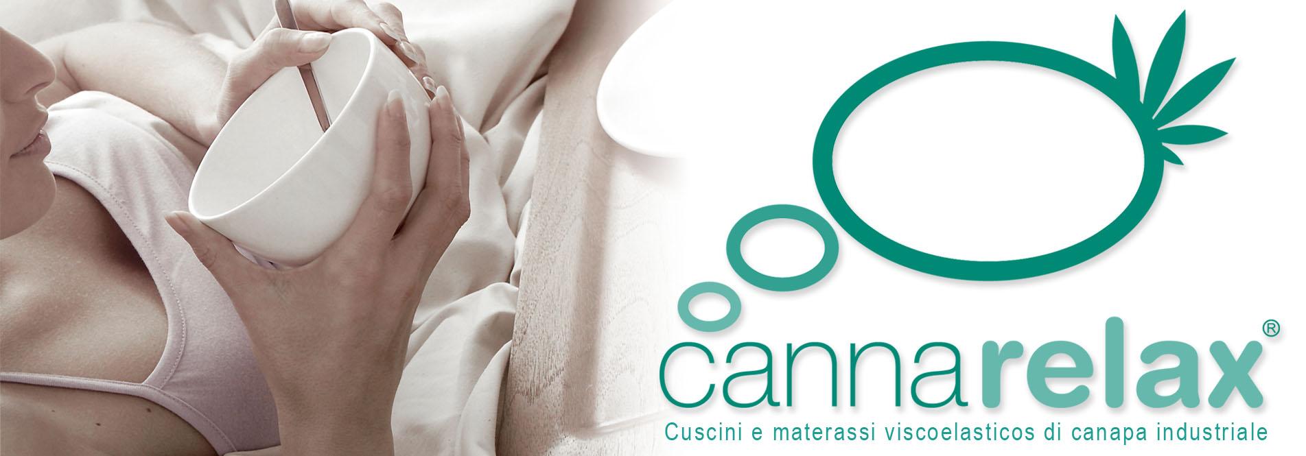 Cuscini e materassi viscoelasticos di canapa industriale